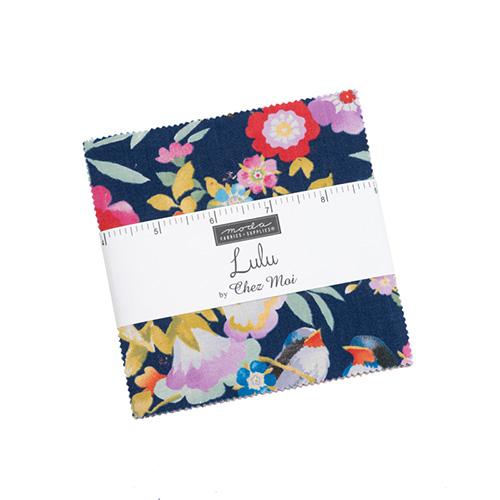 Lulu Charm Pack By Moda