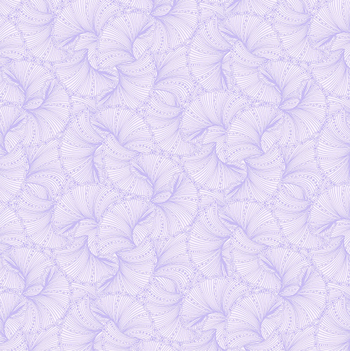 Believe In Unicorns By Ann Lauer For Benartex - Light Violet