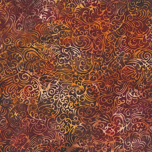 Bali Batiks By Hoffman  - Paprika