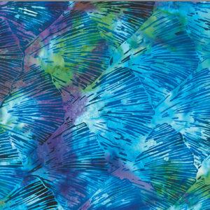 Bali Batiks By Hoffman  - Ocean Aquatic