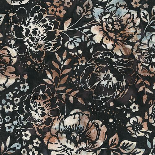 Bali Batiks By Hoffman  - Deep Earth