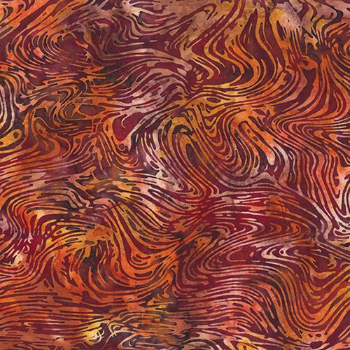 Bali Batiks By Hoffman  - Red Velvet