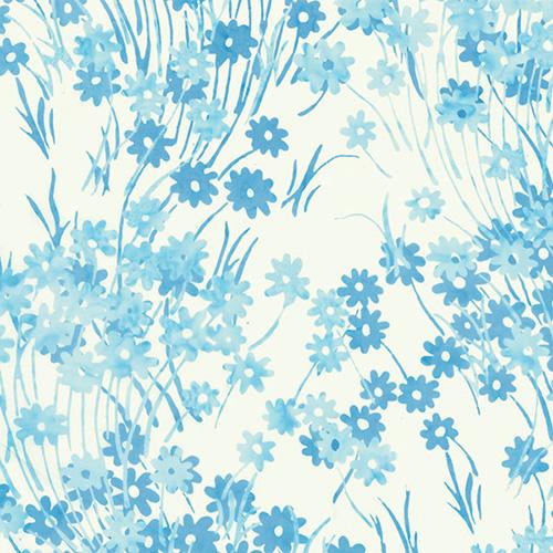 Bali Batiks By Hoffman  - Baby Blue