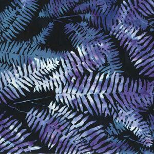 Bali Batiks By Hoffman  - Black Grape