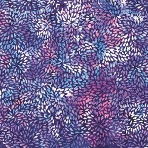 Bali Batiks By Hoffman  - Grape Juice