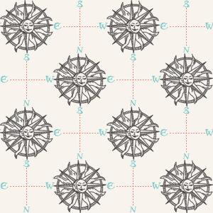 Smooth Seas By Rjr Studio For Rjr Fabrics - Ocean