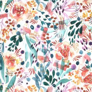 Sunshine Soul By Create Joy Project For Moda - Cool Breeze