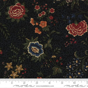 Prairie Dreams By Kansas Troubles Quilters For Moda - Black