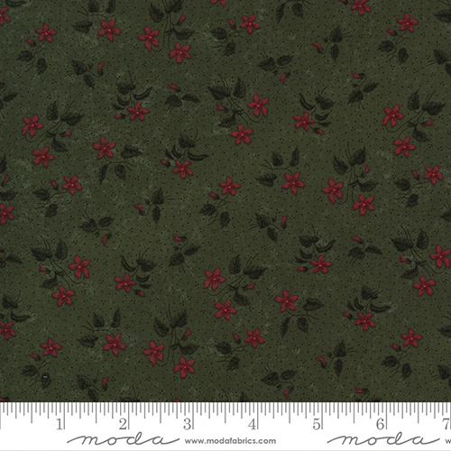 Prairie Dreams By Kansas Troubles Quilters For Moda - Green