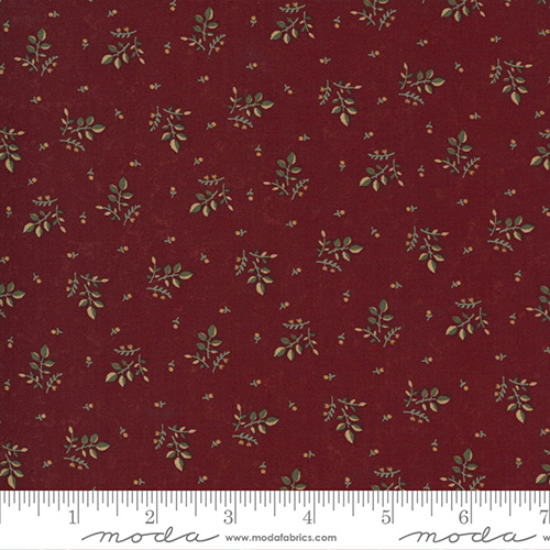 Prairie Dreams By Kansas Troubles Quilters For Moda - Red