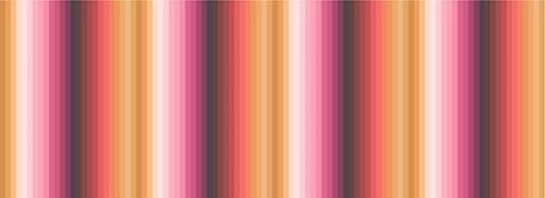 Rainbows By Lewis & Irene - Ochre/Multi