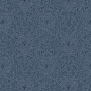 Queen Bee By Lewis & Irene - Dark Blue