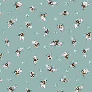 Queen Bee By Lewis & Irene - Duck Egg