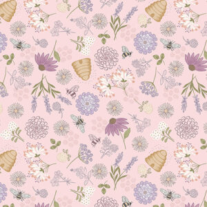Queen Bee By Lewis & Irene - Pink