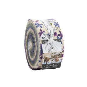 Violet Hill Jelly Roll By Moda