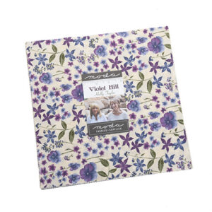 Violet Hill Layer Cake By Moda