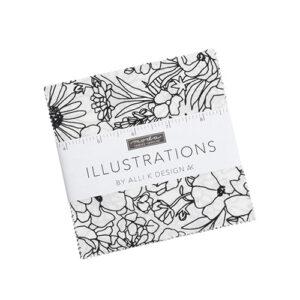 Illustrations Charm Pack