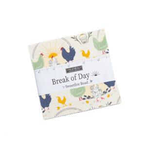 Break Of Day Charm Pack By Moda