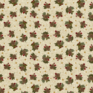 A Very Wooly Winter By Cheryl Haynes For Benartex - Cream