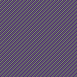 Miss Marguerite By Jackie Robinson For  Benartex - Purple
