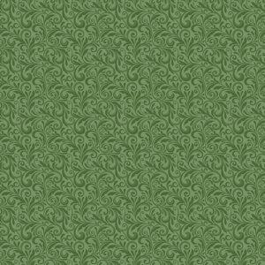 Miss Marguerite By Jackie Robinson For  Benartex - Deep Leaf