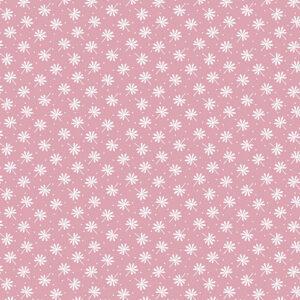 Snuggle In The Jungle Flannel By Jessica Flick For Benartex - Dark Pink