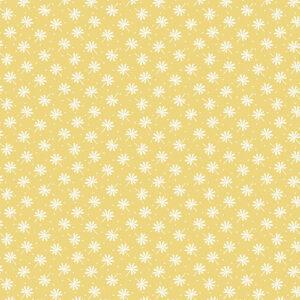 Snuggle In The Jungle Flannel By Jessica Flick For Benartex - Dark Yellow