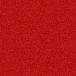 Nordic Noel By Jim Shore For Benartex - Red