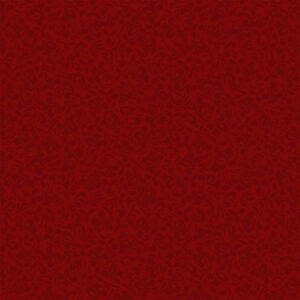 Nordic Noel By Jim Shore For Benartex - Dk. Red