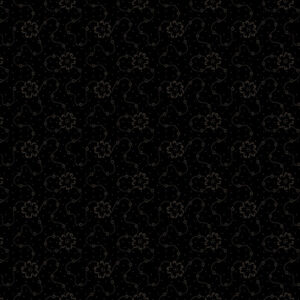 Domino Effect By Kanvas Studio For  Benartex - Black/Black