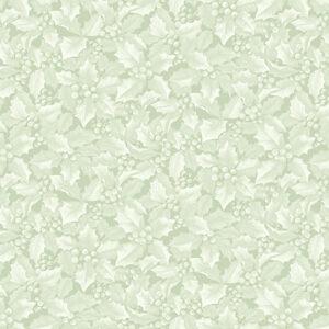 Winter Elegance By Jackie Robinson For Benartex - Light Green