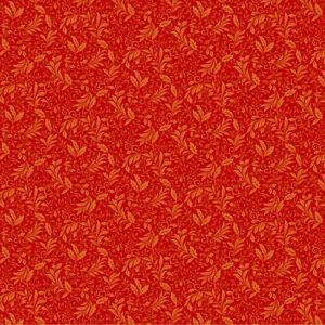 Autumn Elegance By Jackie Robinson For Benartex - Persimmon
