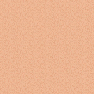 Autumn Elegance By Jackie Robinson For Benartex - Pale Persimmon