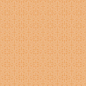 Autumn Elegance By Jackie Robinson For Benartex - Lt. Tangerine