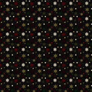 Charm Holiday By Benartex - Black