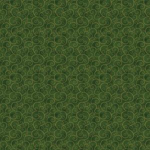 Charm Holiday By Benartex - Emerald
