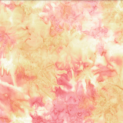 Bali Batiks By Hoffman - Creamsicle