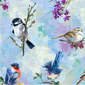 Paint Impressions Digital Print By Hoffman - Treetop