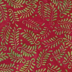 Felicity Batiks By Kate Spain For Moda - Red - Pine