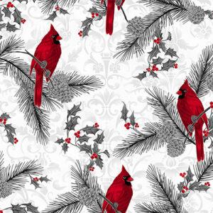 Joyful Traditions By Hoffman - Ice/Silver