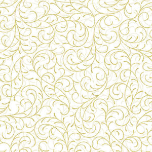 Joyful Traditions By Hoffman - Natural/Gold