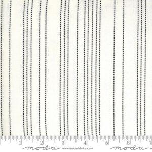 Low Volume Wovens By Jen Kingwell For Moda - Stripe - Ivory