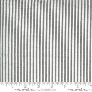 Low Volume Wovens By Jen Kingwell For Moda - Stripe - Silver