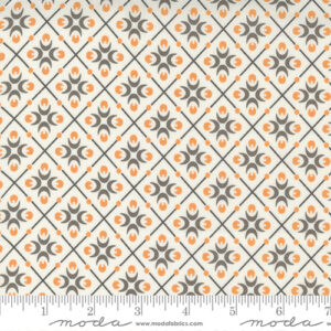 Pumpkins And Blossoms By Fig Tree & Co. For Moda - Vanilla - Pebble