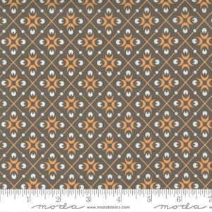 Pumpkins And Blossoms By Fig Tree & Co. For Moda - Pebble