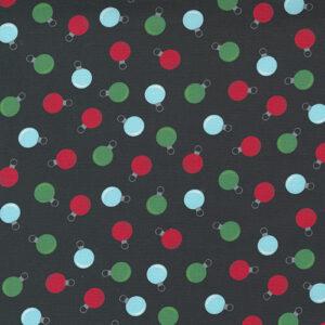 Holiday Essentials - Christmas By Stacy Iest Hsu For Moda - Coal