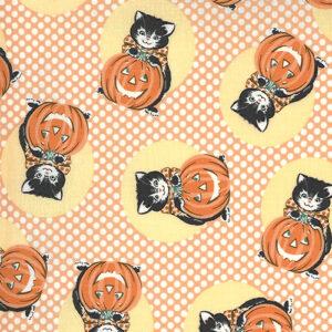 Kitty Corn By Urban Chiks For Moda - Pumpkin