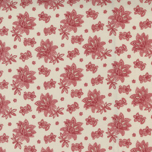 Cranberries And Cream By 3 Sisters For Moda - Sugar - Cranberry