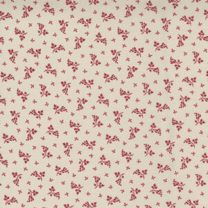 Cranberries And Cream By 3 Sisters For Moda - Sugar