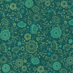 Cottage Bleu By Robin Pickens For Moda - Pond